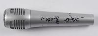 Andrea Bocelli Signed Microphone (AutographCOA COA) at PristineAuction.com