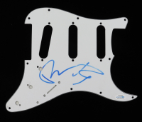 Ryan Tedder & Brent Kutzle Signed Electric Guitar Pickguard (AutographCOA COA) (See Description) at PristineAuction.com