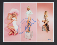 Pamela Anderson Signed 11x14 Photo (Beckett COA) at PristineAuction.com