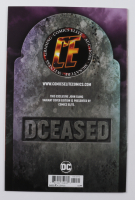"""2019 LE """"DCeased"""" Issue #2 DC John Giang Exclusive Sketch Variant Cover Comic Book at PristineAuction.com"""