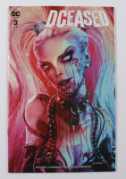 """2019 LE """"DCeased"""" Issue #3 DC John Giang Exclusive Variant Cover Comic Book at PristineAuction.com"""