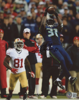 Kam Chancellor Signed Seahawks 8x10 Photo (Beckett COA) at PristineAuction.com