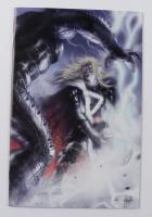 "2020 LE ""Thor"" Vol. 6 Issue #1 Lucio Parrillo Virgin Variant Exclusive Cover Marvel Comic Book at PristineAuction.com"