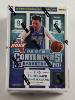 2020-21 Panini Contenders Basketball Blaster Box with (5) Packs at PristineAuction.com