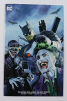 """2019 LE """"The Batman Who Laughs: The Grim Knight"""" Issue #1 DC Comic Book at PristineAuction.com"""