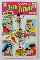 """1998 """"Teen Titans Annual"""" Issue #1 DC Comic Book at PristineAuction.com"""