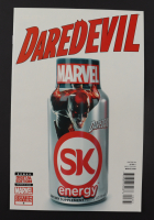 """2014 """"Daredevil"""" Issue #8 SK Energy Variant Cover DC Comic Book at PristineAuction.com"""