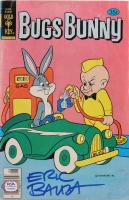"Eric Bauza Signed 1978 ""Bugs Bunny"" Issue #199 Gold Key Comic Book (PSA COA) at PristineAuction.com"