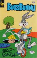 "Eric Bauza Signed 1980 ""Bugs Bunny"" Issue #233 Gold Key Comic Book (PSA COA) at PristineAuction.com"