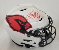 J.J. Watt Signed Cardinals Full-Size Lunar Eclipse Alternate Authentic On-Field SpeedFlex Helmet (JSA Hologram & Watt Hologram) at PristineAuction.com