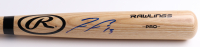 Ronald Acuna Jr. Signed Rawlings Pro Baseball Bat (JSA COA & Acuna Jr. Hologram) at PristineAuction.com
