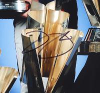 Jimmie Johnson Signed 11x14 Photo (PSA COA) at PristineAuction.com