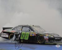 Dale Earnhardt Jr. Signed NASCAR 11x14 Photo (PSA COA) at PristineAuction.com