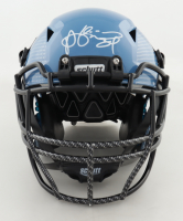 DeAngelo Williams Signed Full-Size Authentic On-Field Hydro-Dipped Vengeance Helmet (PSA COA) at PristineAuction.com