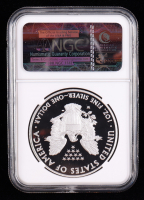 2013-W American Silver Eagle $1 One Dollar Coin - First Releases, Eagle Label (NGC PF 70 Deep Cameo) at PristineAuction.com