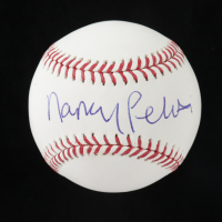 Nancy Pelosi Signed OML Baseball (JSA Hologram) at PristineAuction.com