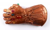 "Eric Bauza Signed ""Avengers"" Infinity Gauntlet Inscribed ""Adam Warlock"" (PSA COA) at PristineAuction.com"