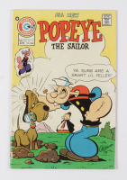 """1975 """"Popeye"""" Issue #128 Charlton Comic Book at PristineAuction.com"""