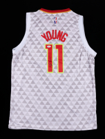 Trae Young Signed Hawks Jersey (JSA COA) (See Description) at PristineAuction.com