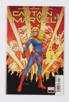 """2019 """"Captain Marvel"""" Issue #1 Marvel Comic Book at PristineAuction.com"""