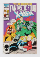 "1987 ""Fantastic Four Versus The X-Men"" Issue #1 Marvel Comic Book at PristineAuction.com"