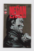 """2020 """"Negan Lives!"""" Issue #1 Image Comic Book at PristineAuction.com"""