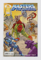 """2002 """"Masters of The Universe"""" Issue #1 Image Comic Book at PristineAuction.com"""