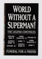 """1993 """"Superman"""" Issue #75 Memorial Edition Variant DC Comic Book at PristineAuction.com"""