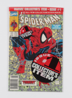 """1990 """"Spider-Man"""" Issue #1 Marvel Comic Book at PristineAuction.com"""