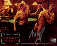 """Michael Madsen Signed """"Donnie Brasco"""" 8x10 Photo (Beckett Hologram) at PristineAuction.com"""