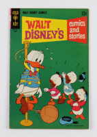 """1969 """"Walt Disney's"""" Issue #10 Gold Key Comic Book at PristineAuction.com"""