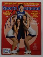 Doug McDermott Signed 2014 Sports Illustrated Magazine (PSA COA) at PristineAuction.com