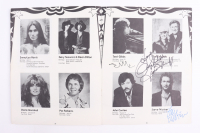 """""""The Best Of Country Music"""" Program Signed by (25) with Margo Smith, Gene Watson, Moe Bandy, Wade Benson, Johnny Russell, Jerry Fox, Joe Van Dyke, Tim Menzies, Lon Wilson, Jerry Ray Johnson, Billy Walker (Beckett LOA) (See Description) at PristineAuction.com"""