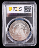 1884-O Morgan Silver Dollar (PCGS MS62 Proof Like) at PristineAuction.com