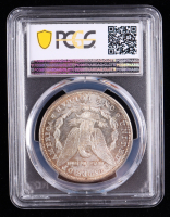 1881-S Morgan Silver Dollar (PCGS MS65) (Toned) at PristineAuction.com