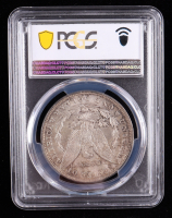 1886 Morgan Silver Dollar (PCGS MS64) (Toned) at PristineAuction.com