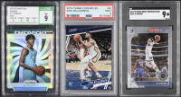 TTC Zion Williamson / Ja Morant All-Rookie Card Mystery Box Series 2 - (2) Rookie Cards per Box (Limited to 25) at PristineAuction.com