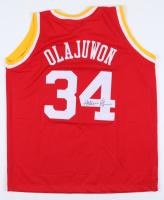 Hakeem Olajuwon Signed Jersey (JSA COA) (See Description) at PristineAuction.com