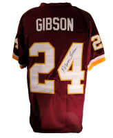 Antonio Gibson Signed Jersey (JSA COA) at PristineAuction.com