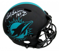 """Bob Griese Signed Dolphins Full-Size Eclipse Alternate Speed Helmet Inscribed """"HOF 90"""" (Beckett Hologram) at PristineAuction.com"""