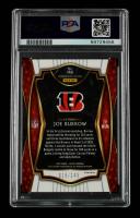 Joe Burrow 2020 Select Prizm Tie Dye #346 RC #19/149 (PSA 9) at PristineAuction.com