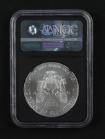 2017 American Silver Eagle $1 One-Dollar Coin - Early Releases (NGS MS 70) at PristineAuction.com