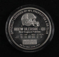 1 Troy Ounce .999 Fine Silver LE Drew Bledsoe Silver Coin at PristineAuction.com