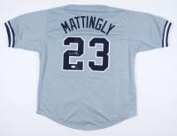 Don Mattingly Signed Jersey (JSA COA) (See Description) at PristineAuction.com
