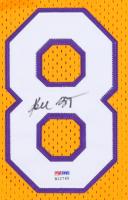 Kobe Bryant Signed Jersey (PSA COA) (See Description) at PristineAuction.com