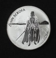 2019 South Korea 1 Clay ZI:SIN Scrofa Silver Coin at PristineAuction.com