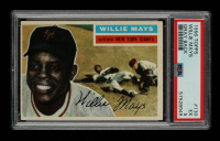Willie Mays 1956 Topps #130 (PSA 5) at PristineAuction.com