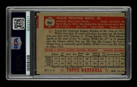 Willie Mays 1952 Topps #261 (PSA 6) (MC) at PristineAuction.com