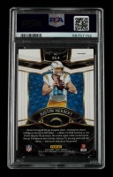 Justin Herbert 2020 Select Rookie Selections Prizm #4 (PSA 10) at PristineAuction.com