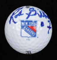 Rod Gilbert Signed Rangers Logo Golf Ball (Schulte Hologram) at PristineAuction.com